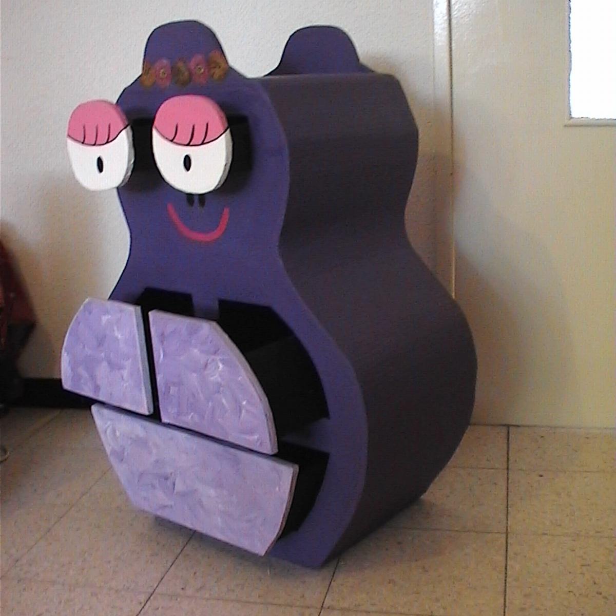 Déco-carton, site dédié aux meubles encarton